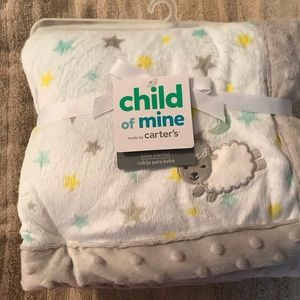 Other - New Plush Baby Blanket